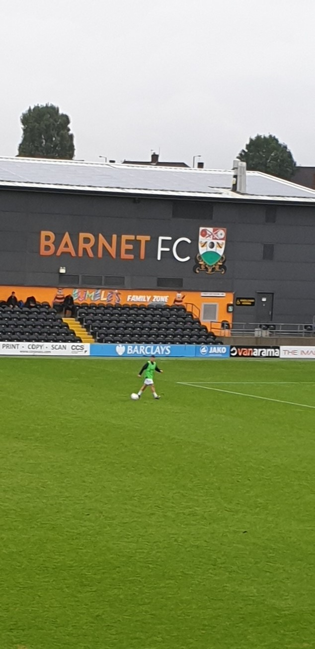 Barnet vs Woking (2)