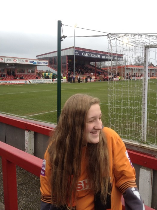 Alty away